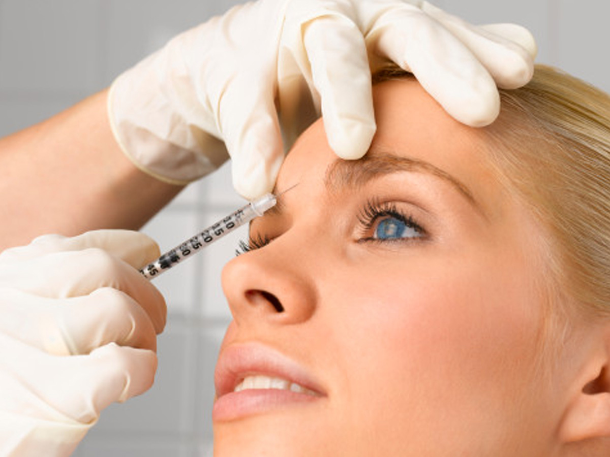 Botox and Fillers and Needles, Oh My!